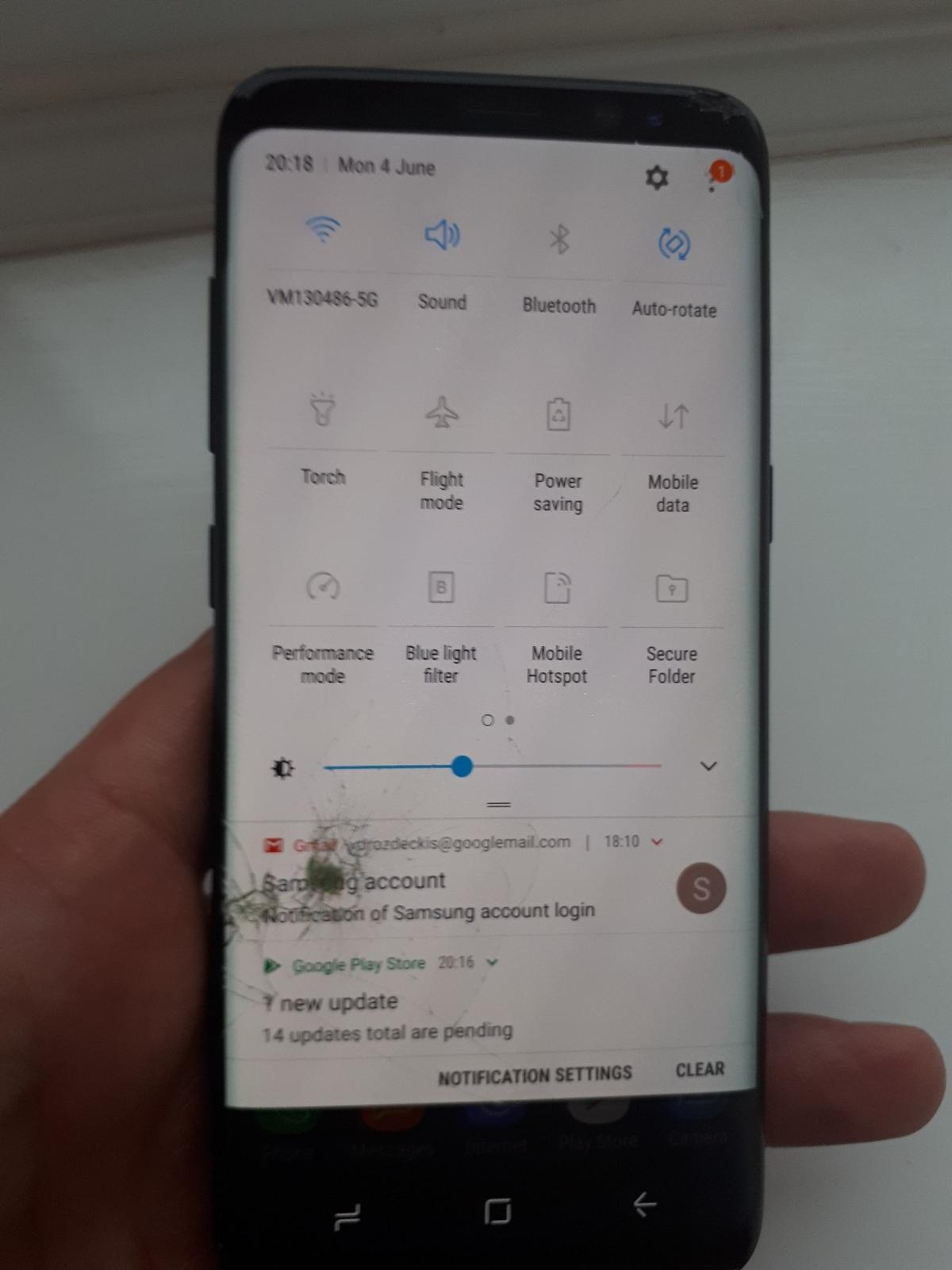 Samsung S8 64gb unlocked in Ковентри for £180 00 for sale