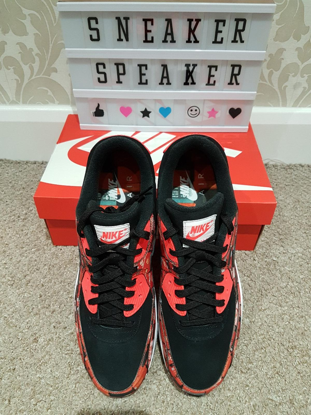 Nike Air Max 90 x Atmos. size 10.5 in BR2 Bromley for