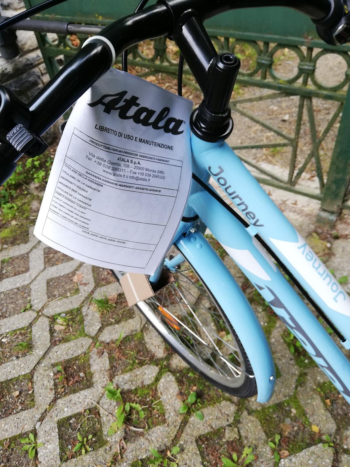 Bicicletta Atala Journey 28 In 23828 Perledo For 13000 For Sale