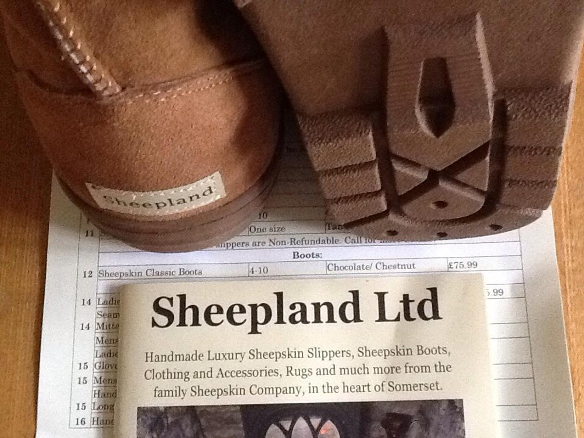 80243b6de4 Sheepskin boots in WD5 Rivers for £25.00 for sale - Shpock