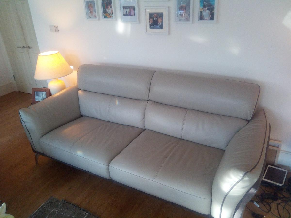 Ideas About Grey Leather Sofas Dfs,