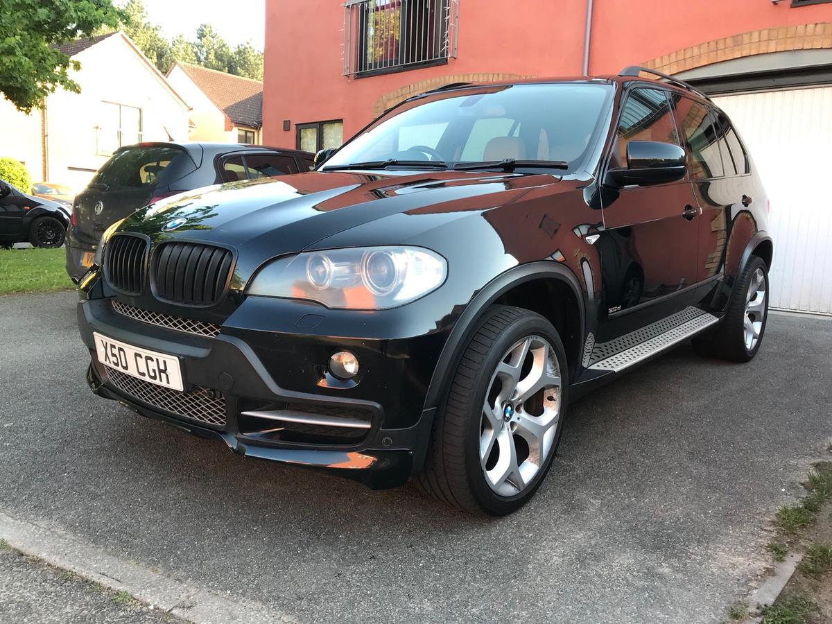 Bmw X5 E70 3 0d In Ip24 Breckland For 7 600 00 For Sale Shpock
