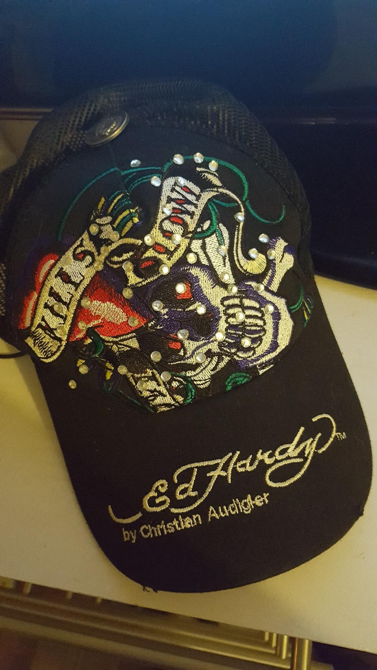 27d7fd4a Ed hardy hat in LE2 Leicester for £5.00 for sale - Shpock