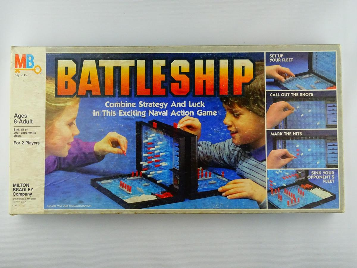 Vintage Early 80 S Battleship Game By Mb In Rh12 Horsham For 17 00 For Sale Shpock