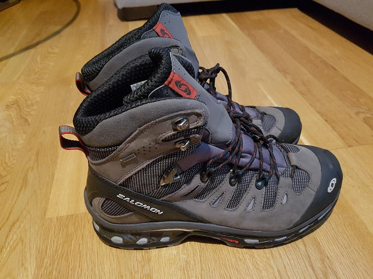 958f759824 BARGAIN** Salomon walking boots size 9 in SW18 Wandsworth for £35.00 ...