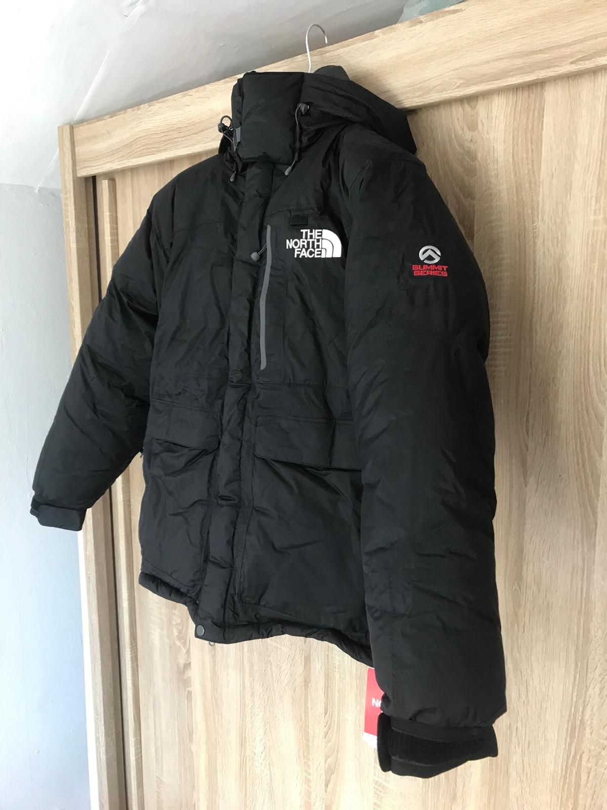 d1be4846d The North Face Himalayan Parka Summit Series in IG10 Forest for ...