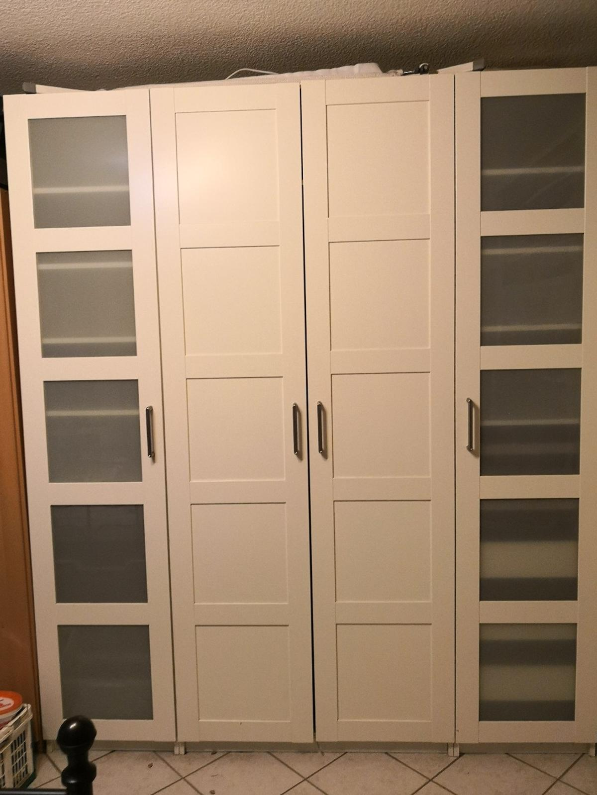 ikea pax kleiderschrank in 67549 worms for for. Black Bedroom Furniture Sets. Home Design Ideas