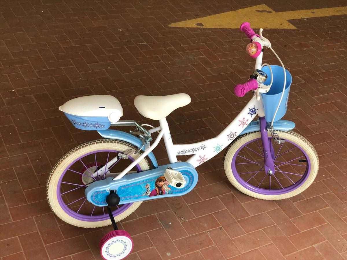 Bicicletta Bambina Frozen 16 In 00124 Roma For 6500 For Sale Shpock