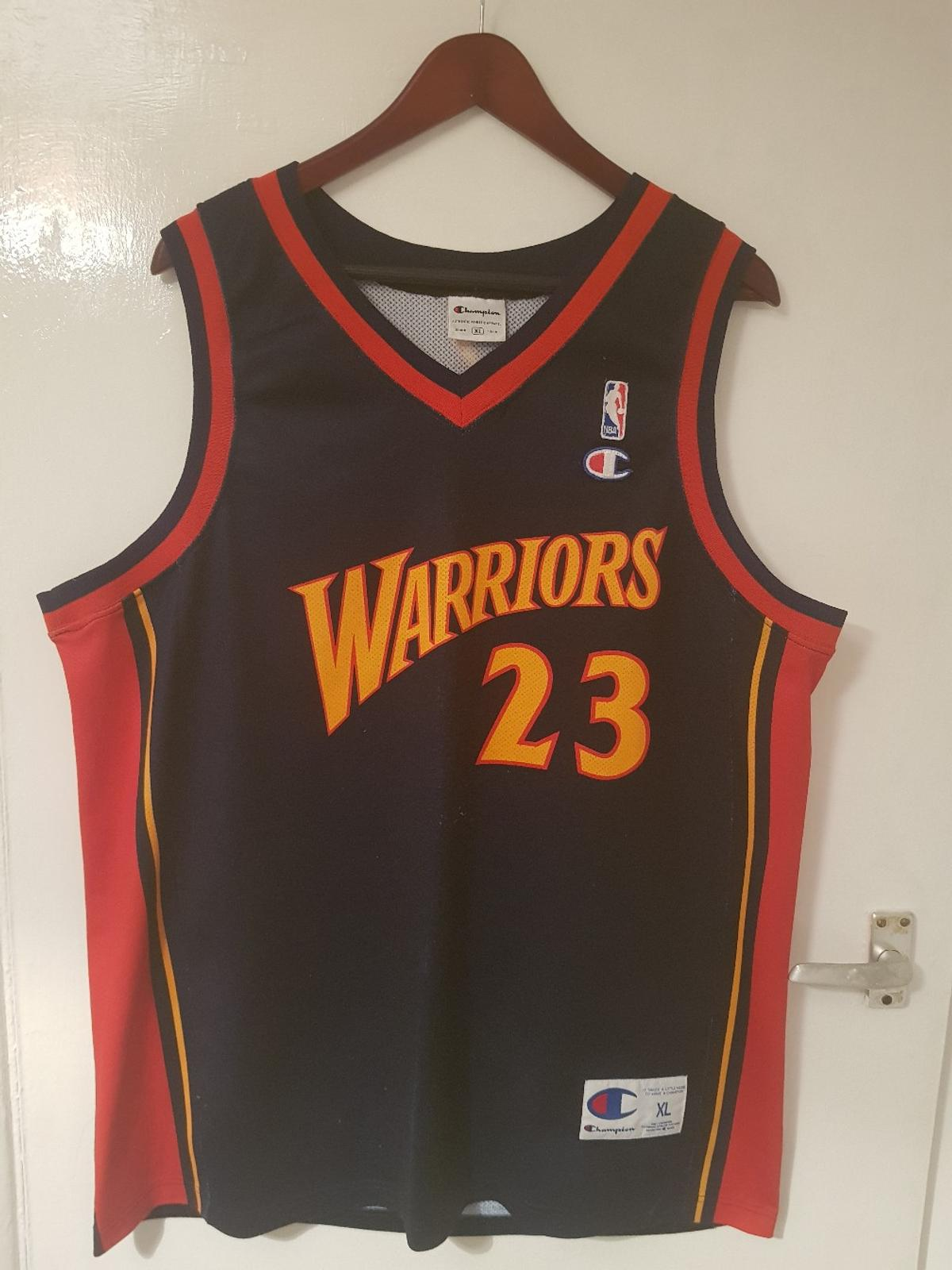 check out 9f952 969c3 Golden state warriors vintage jersey XL in SM3 Sutton für ...