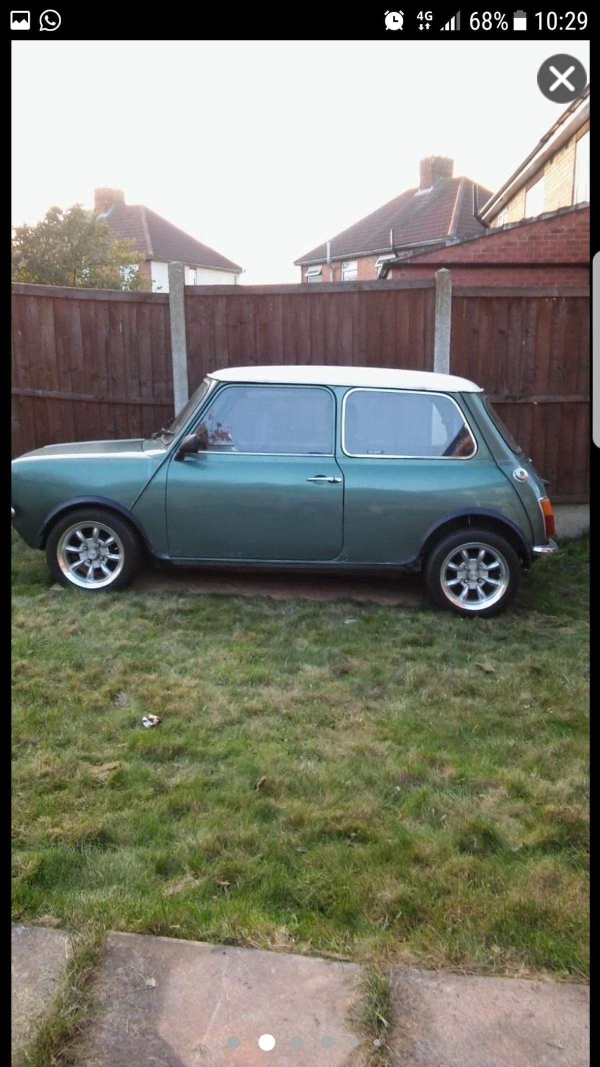 Classic Mini Clubman In De1 Derby For 275000 For Sale Shpock