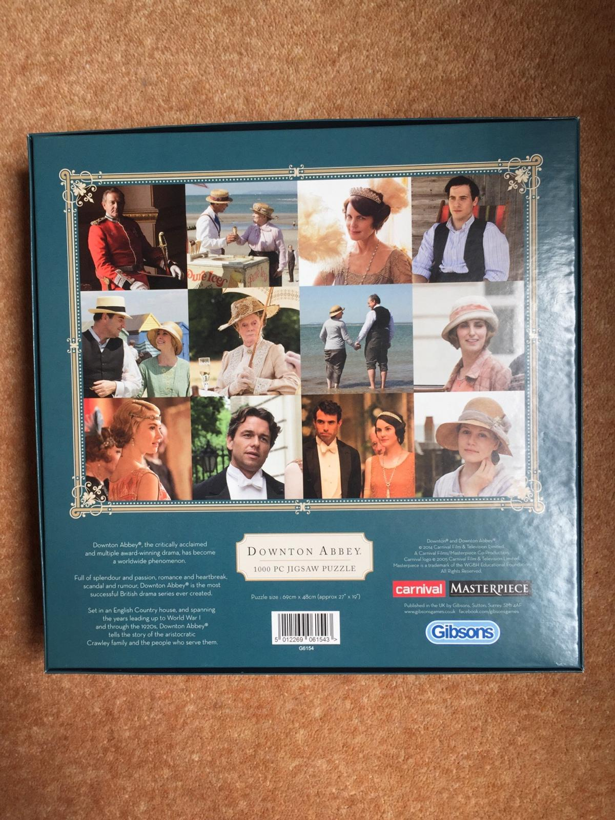 Downton Abbey jigsaw puzzle