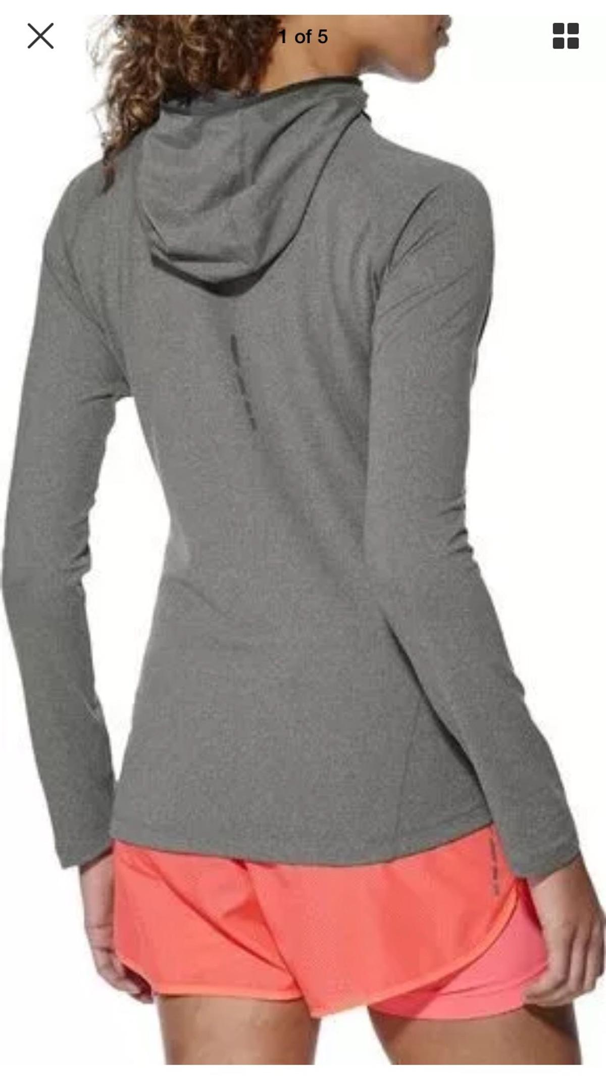 535bfb964e03 Description. Brand New with Tags Asics Long Sleeve Women s Running Hoodie