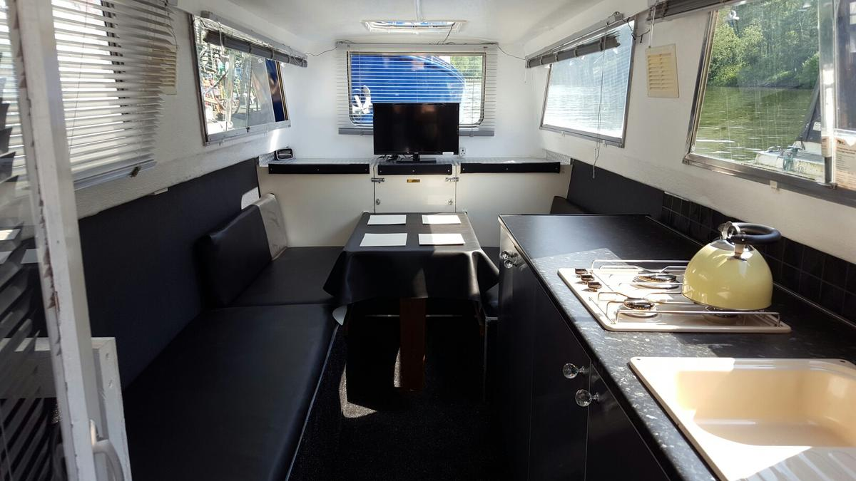 4c534192 Trentcraft canal cruiser 26ft inboard diesel in B43 Walsall for ...