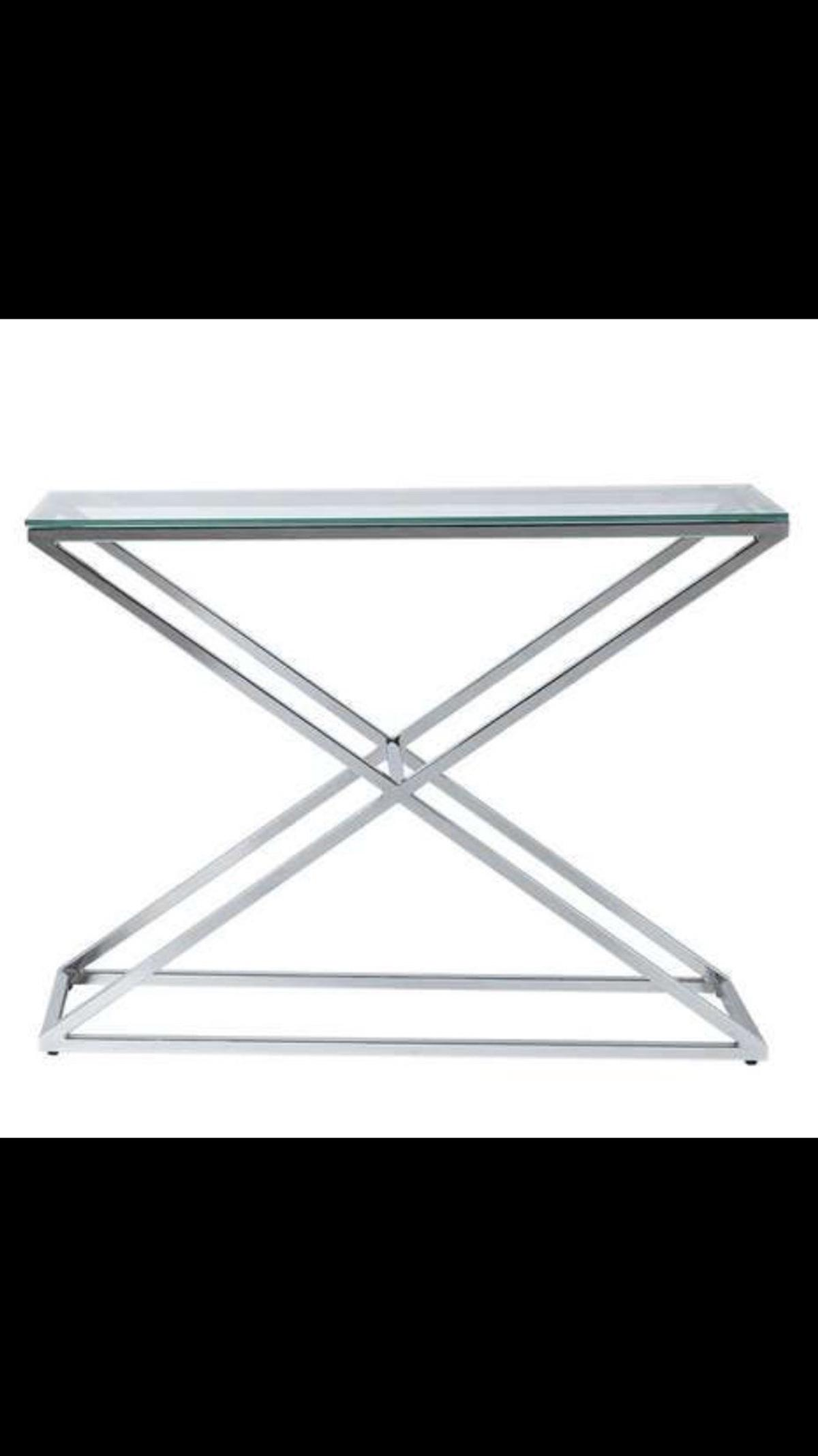 Dunelm Console Table In Ne64 Newbiggin By The Sea For 35 00 For Sale Shpock