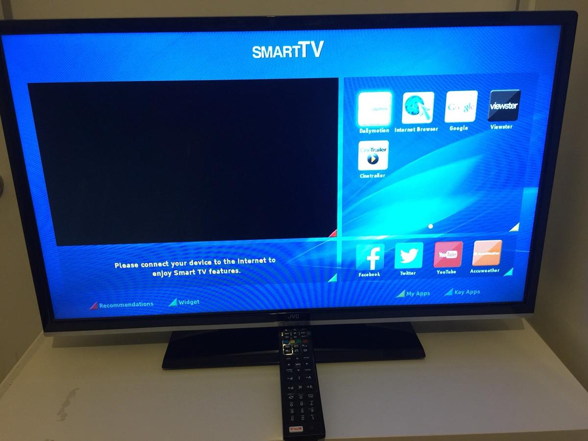 Apps Available For Jvc Smart Tv
