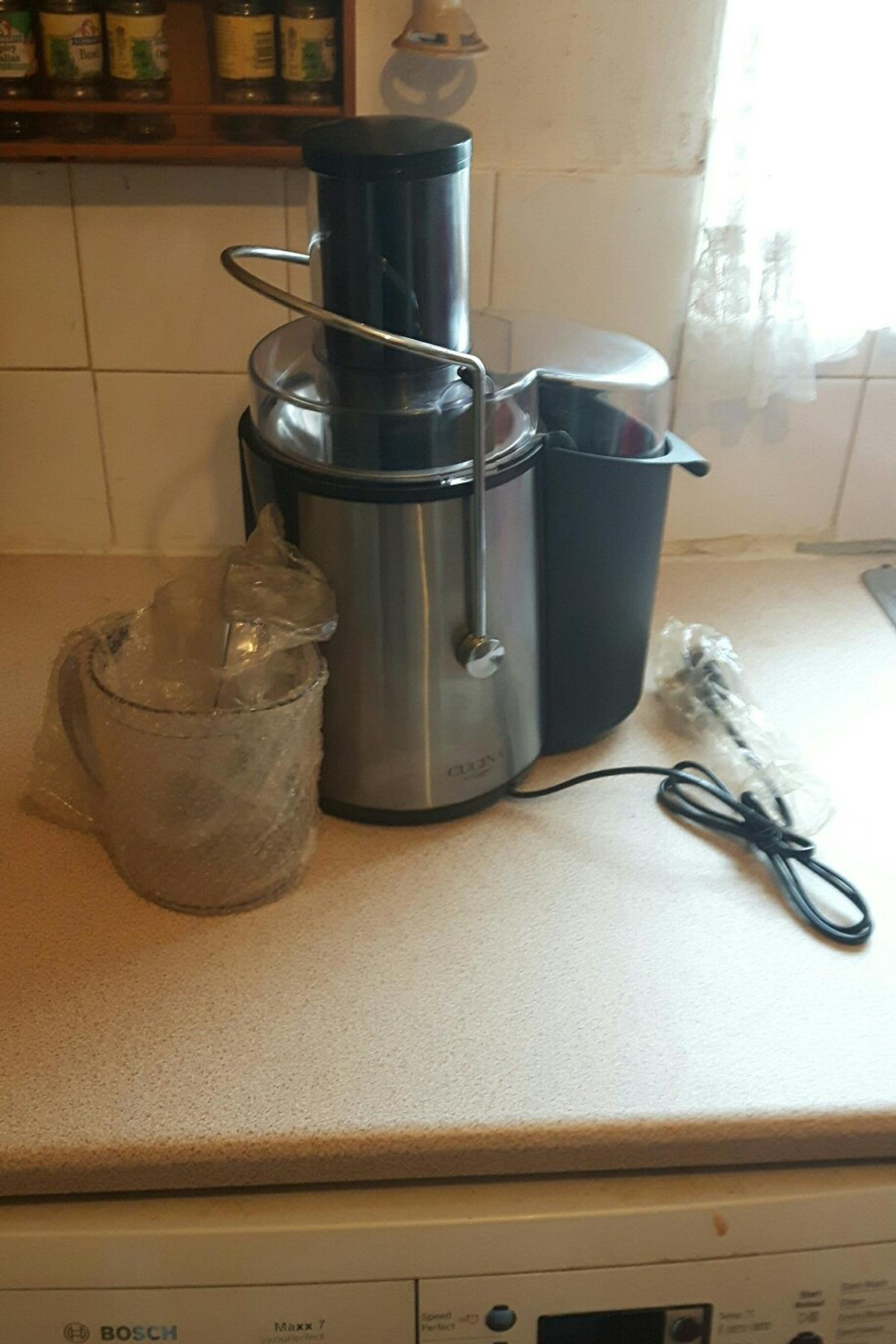 CUCINA JUICER in M40 Manchester for £10