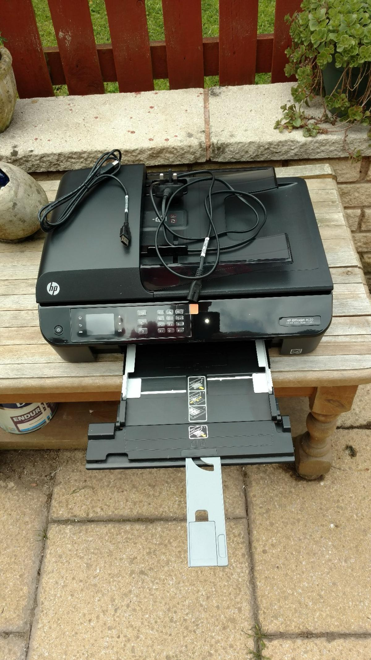HP 4630 all in one printer