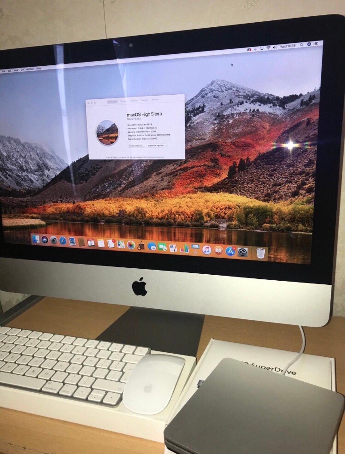 Apple iMac comes with box (not MacBook) in B12 Birmingham for