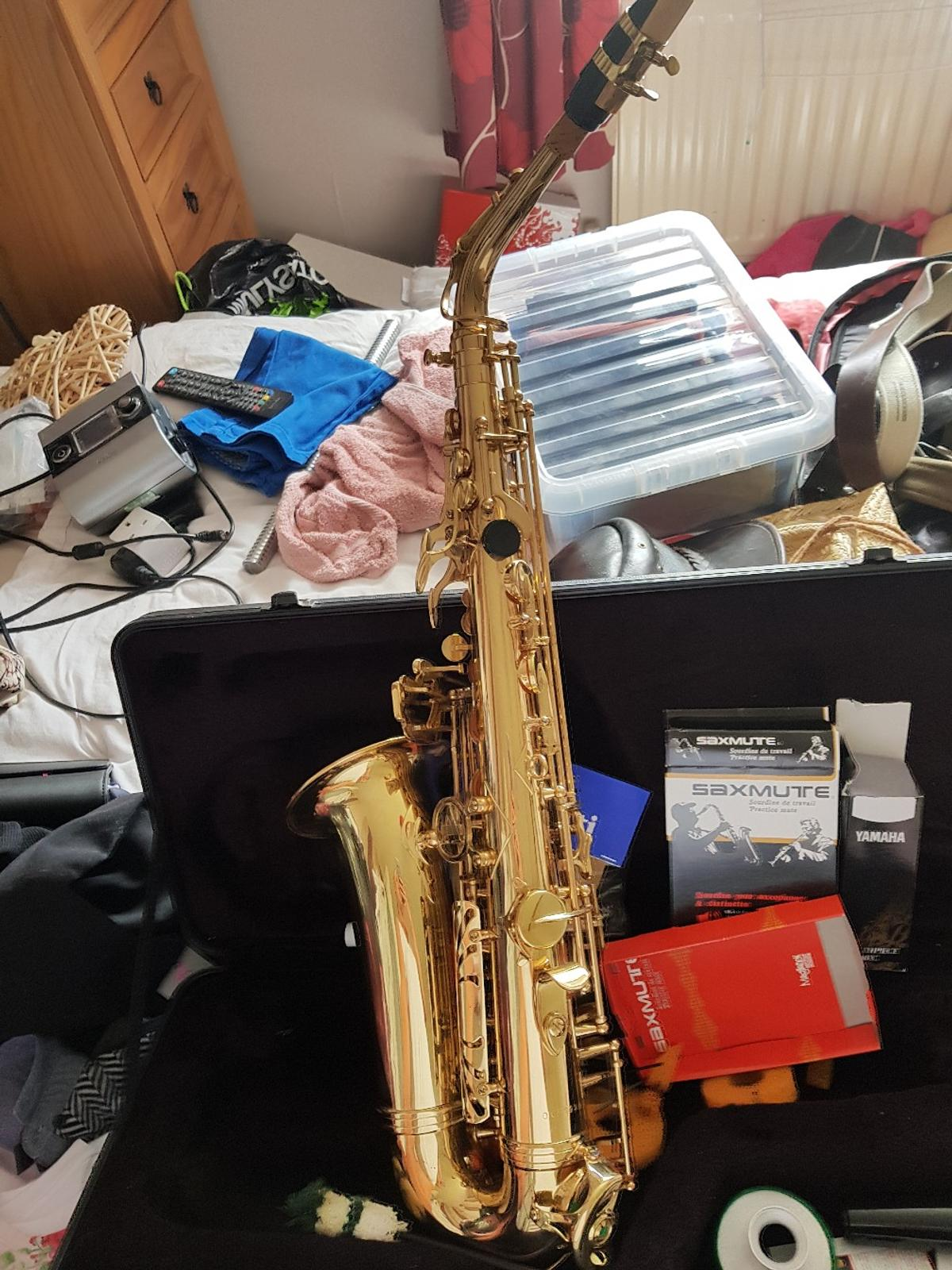 Alto Arbiter pro sound London saxophone in Dudley for £170 00 for