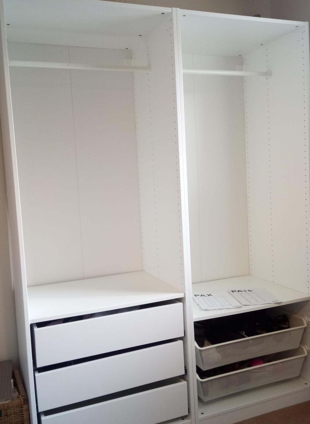 online store 18b2a 6be56 Ikea pax large wardrobe sliding doors in WF12 Kirklees for ...