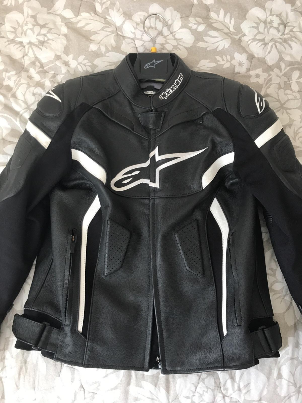 Alpinestars Leather Jacket >> Alpinestars Leather Jacket In W1t Camden For 170 00 For Sale Shpock