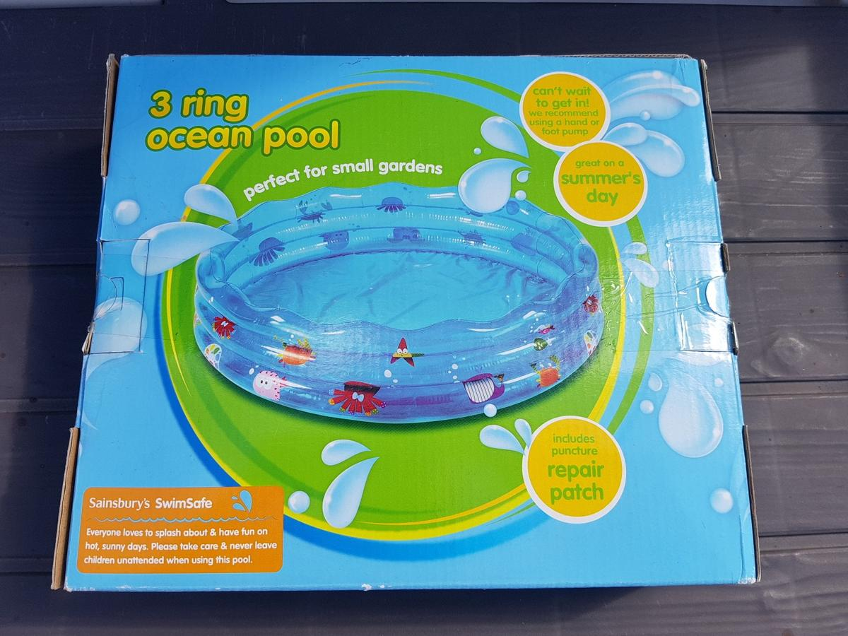 CHILDS SWIMMING POOL NEW in Woughton on the Green für 2,00 ...