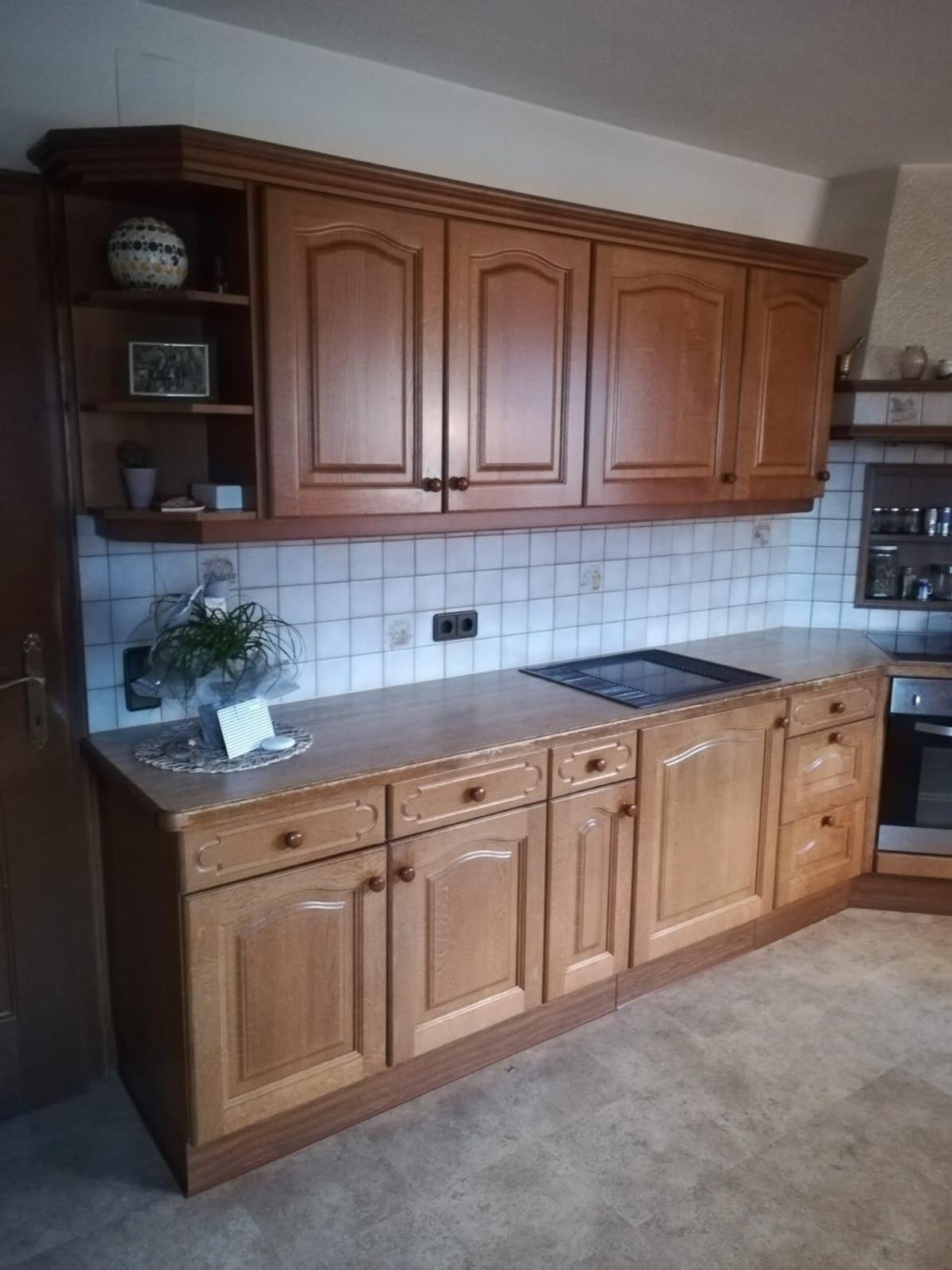 Küche - Eiche rustikal in 9773 Rittersdorf for €400.00 for ...