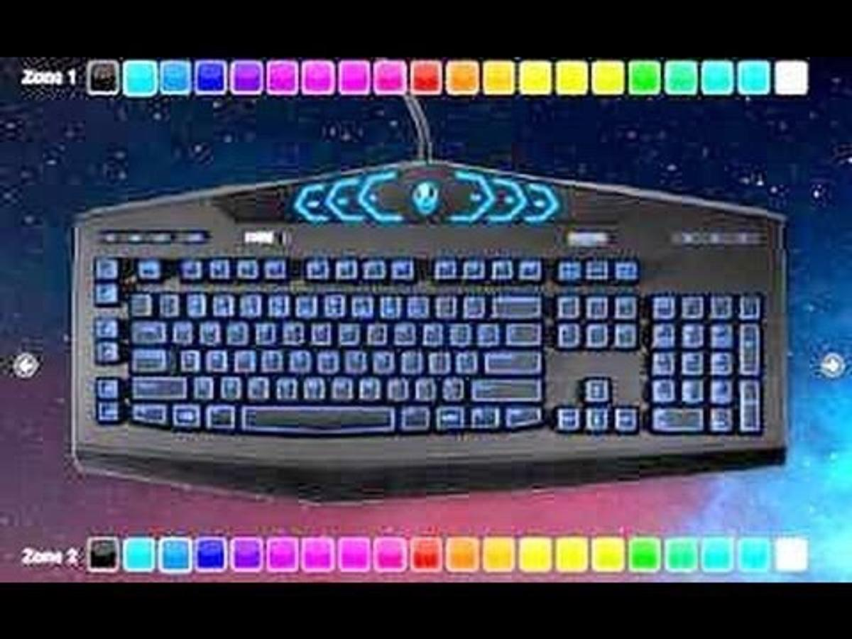 Alienware TacX Gaming Mechanical keyboard in B63 Dudley for