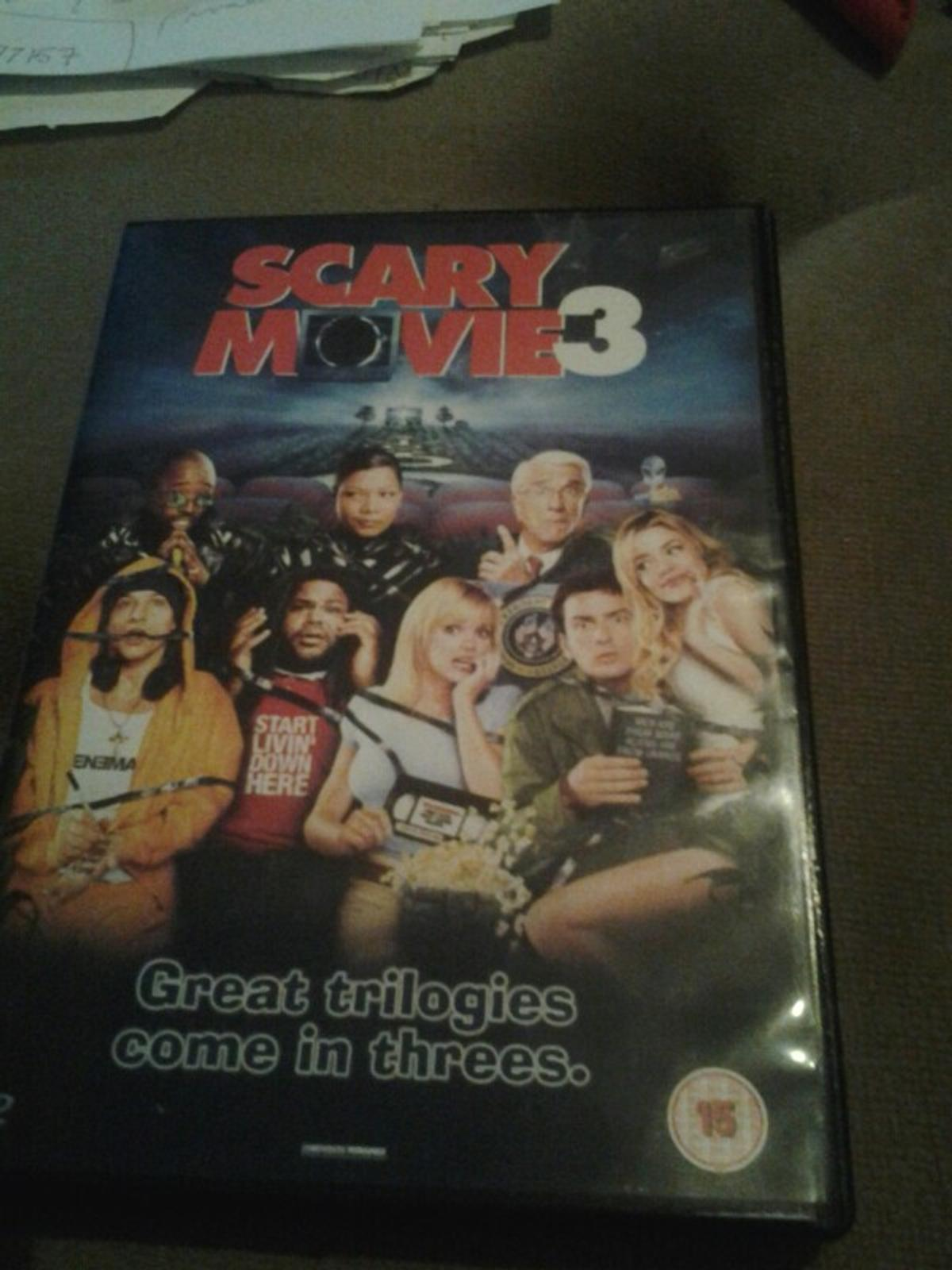 Scary Movie Complete Dvd Collection For Sale In Swansea For 10 00 For Sale Shpock