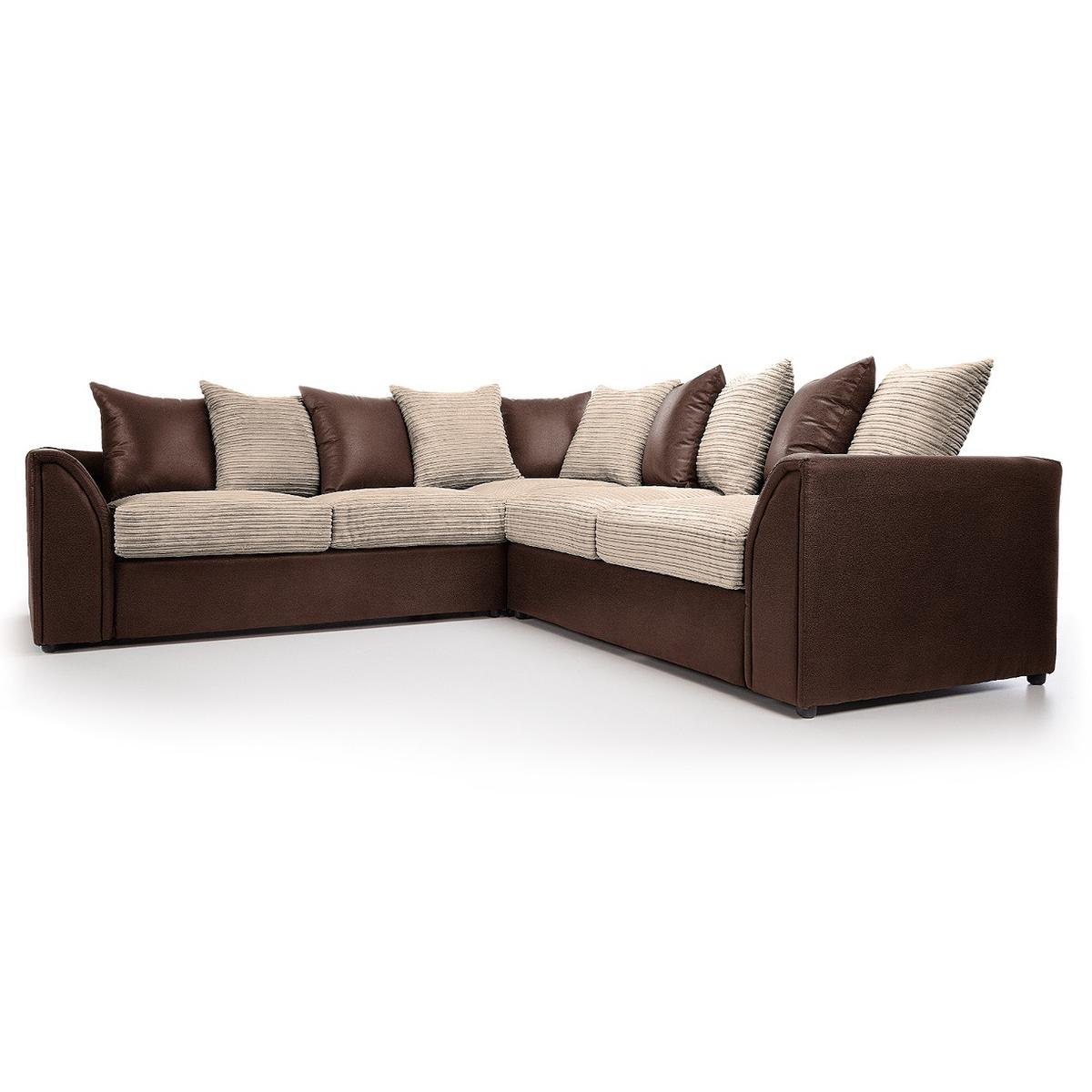 BRAND NEW BYRON LARGE CORNER SOFA OR SOFA BED in BB1 Blackburn for ...