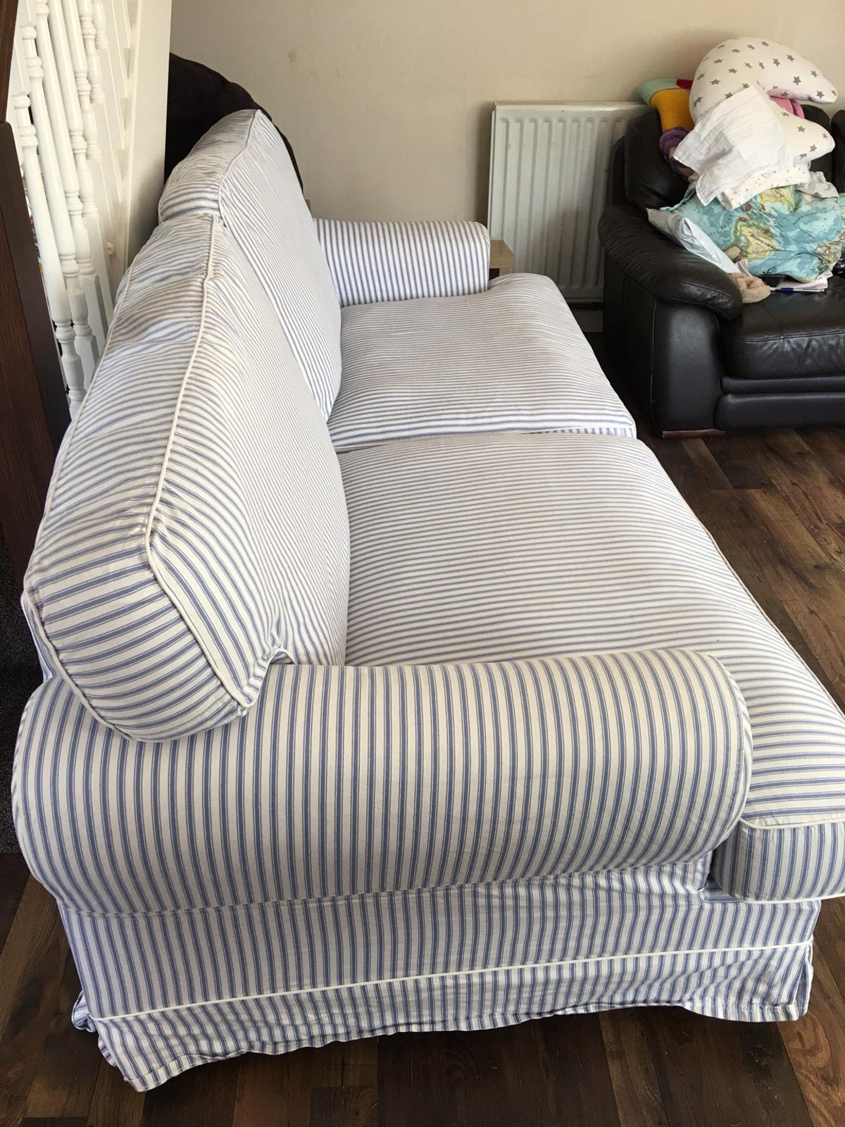 Amazing Huge Ikea Ekeskog Sofa In Le10 Bosworth For 40 00 For Sale Pdpeps Interior Chair Design Pdpepsorg