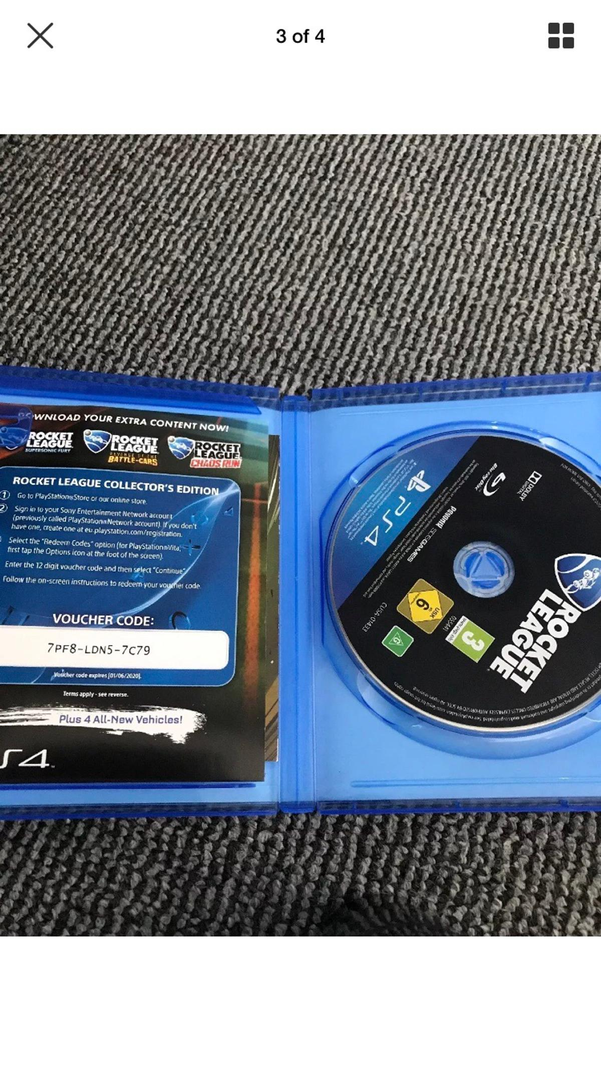 Rocket league PS4 in TW16 Spelthorne for £15 00 for sale