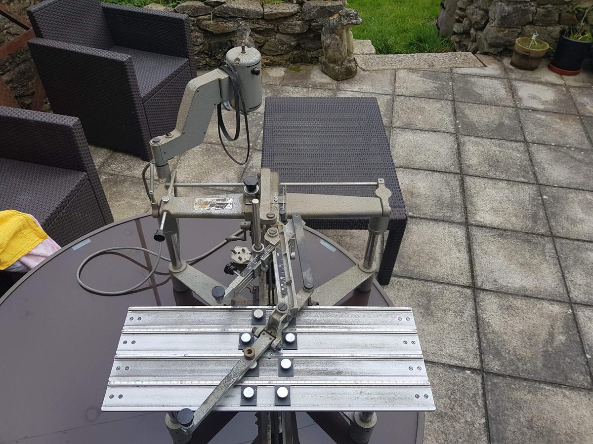 Gravograph engraving machine in PL4 Plymouth for £450 00 for