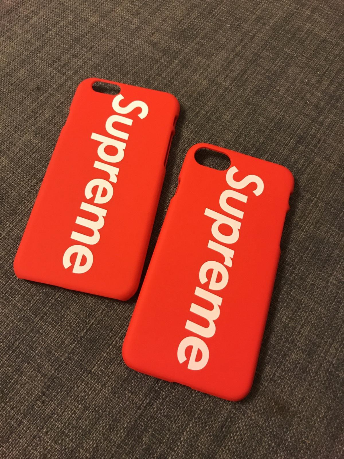 Supreme Phone Case In Langley For £10 00 For Sale | Shpock