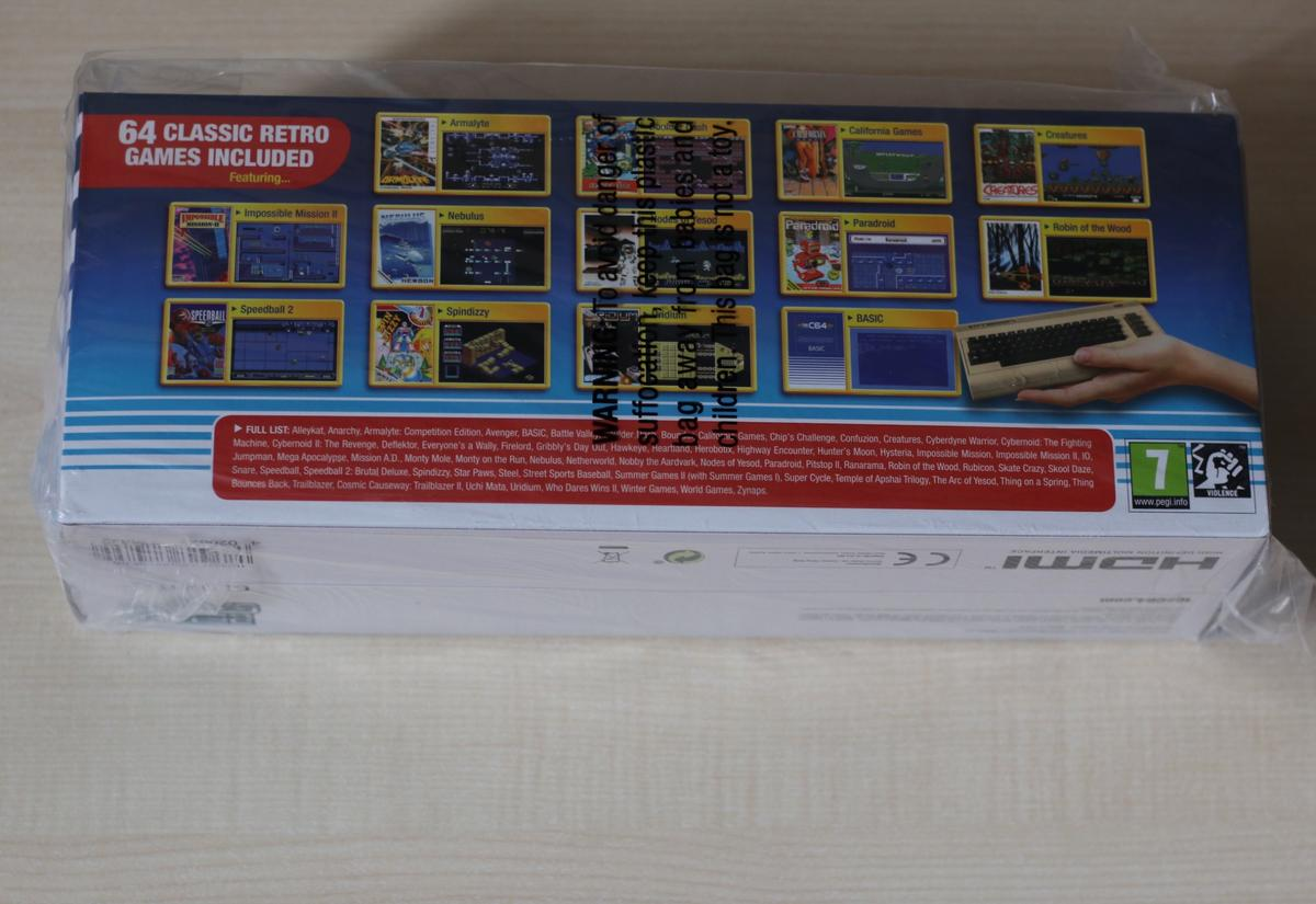Classic Commodore 64 Games