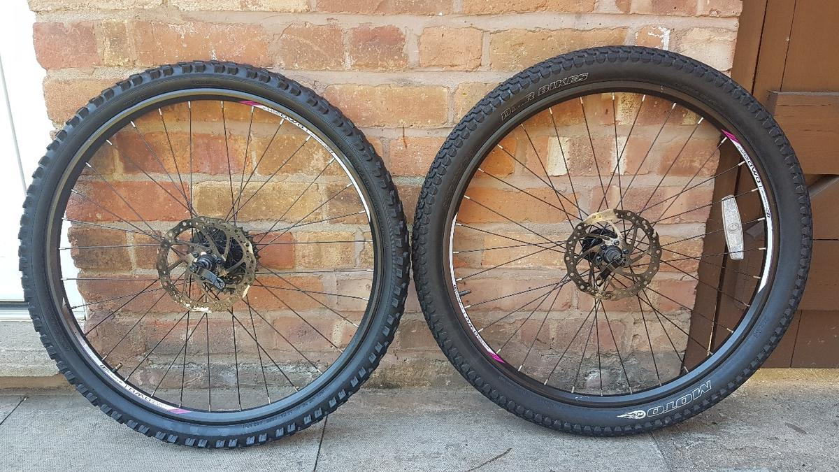 diamondback mountain bike aluminium wheels in B13 Birmingham