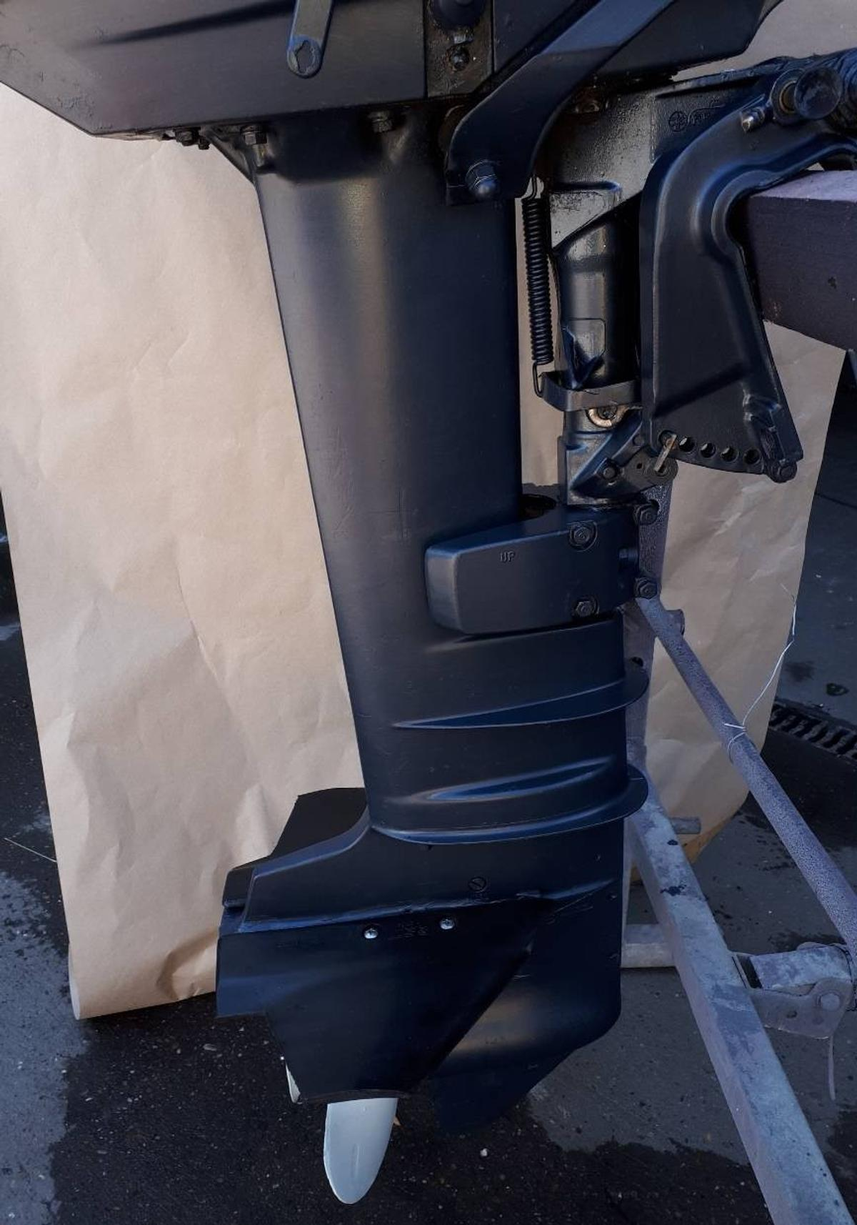 Yamaha 20hp 2Stroke Long Shaft Outboard Boat in NG5 Nottingham for