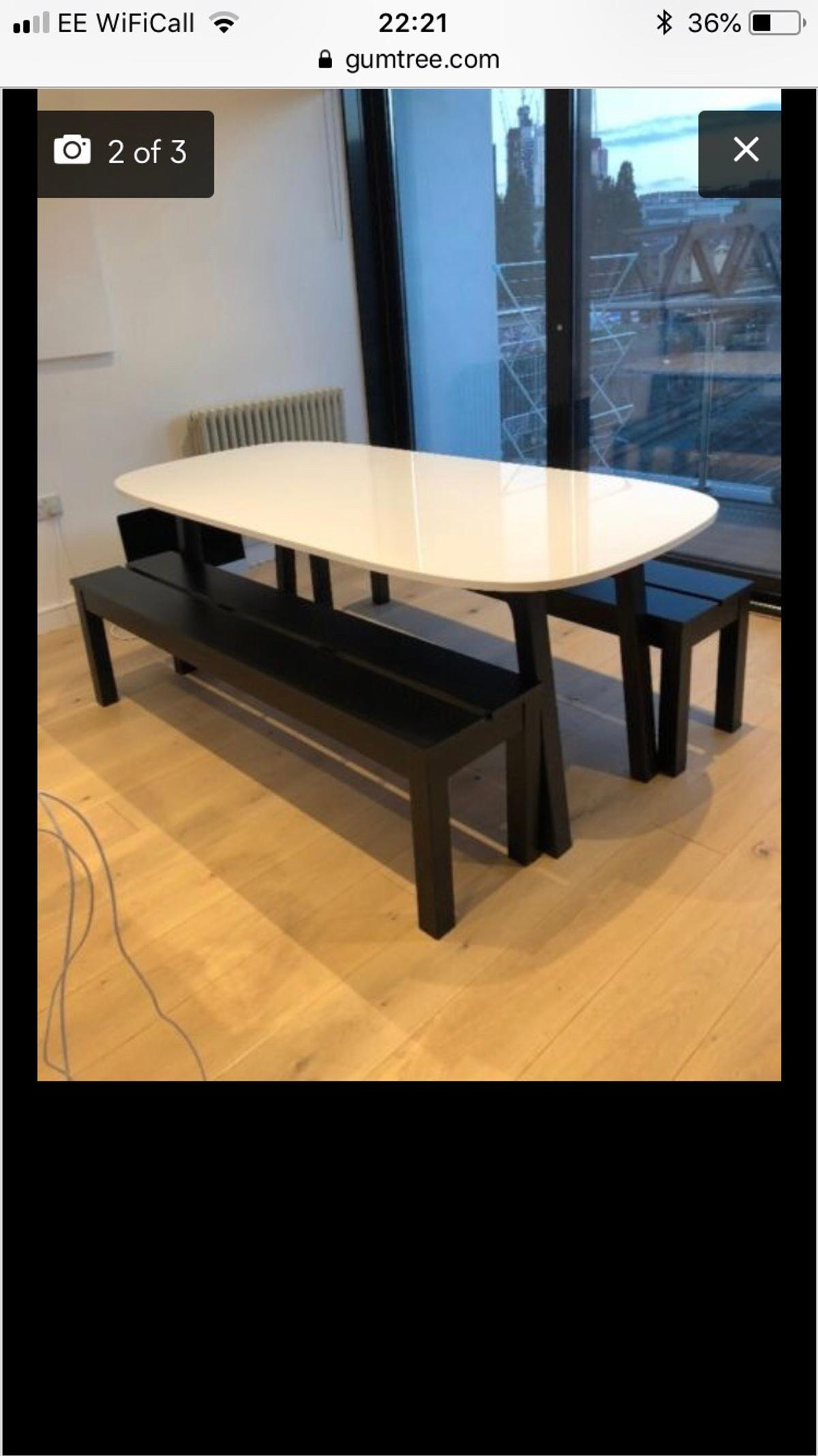 Swell Ikea Dining Table And Benches 6 Person Ocoug Best Dining Table And Chair Ideas Images Ocougorg