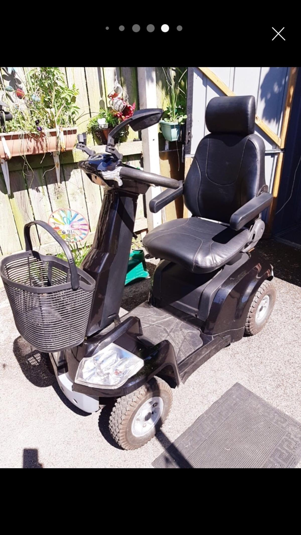 Landlex gazelle mobility scooter parts in S70 Barnsley for