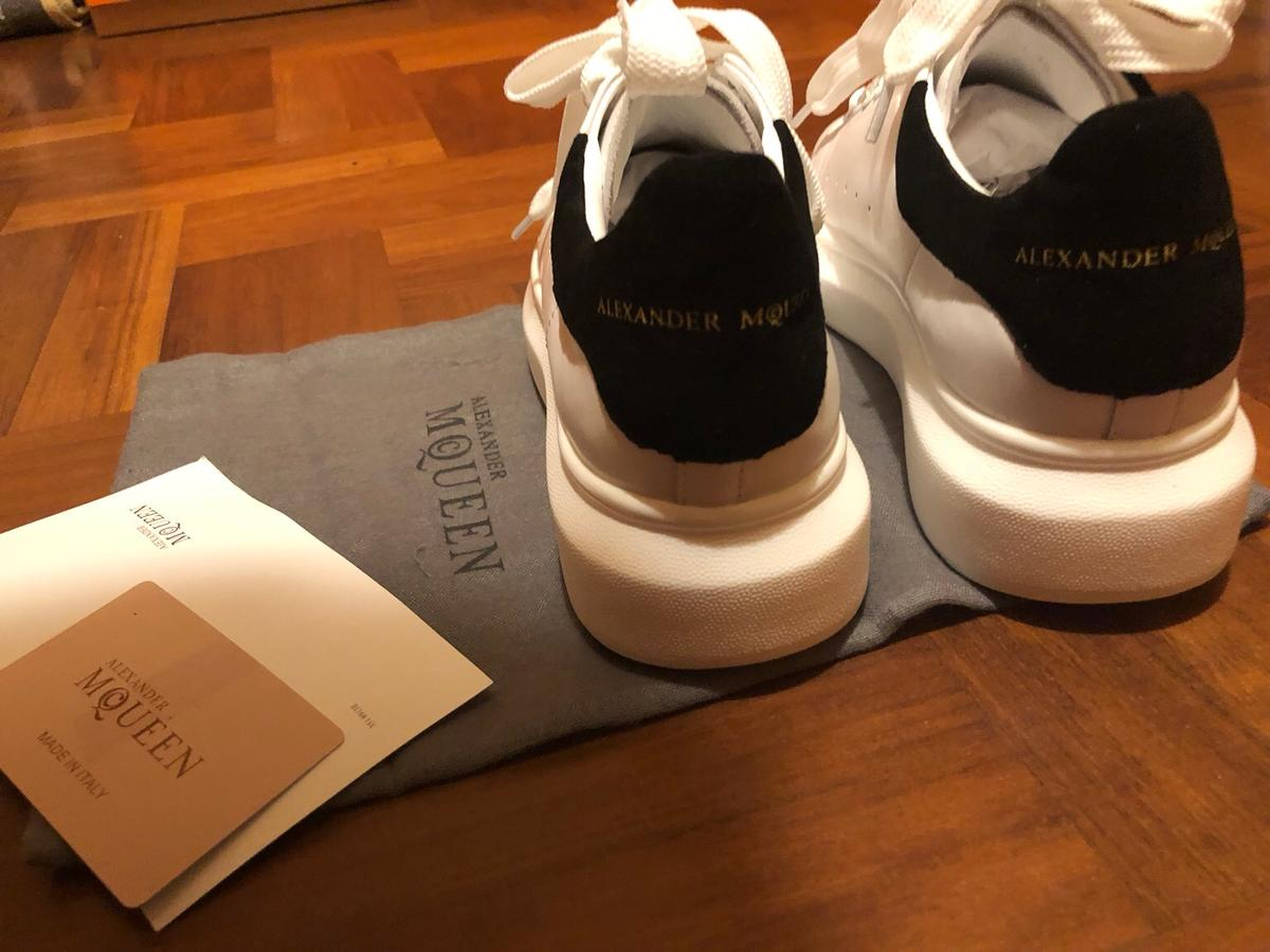 SNEAKERS ALEXANDER McQUEEN NUOVE MAI USATE in 187 Roma for ...