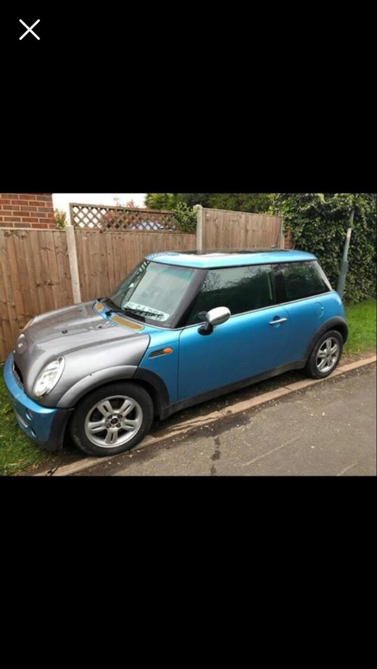 Mini One Cooper S Engine Swap Remapped In Cv11 Nuneaton And