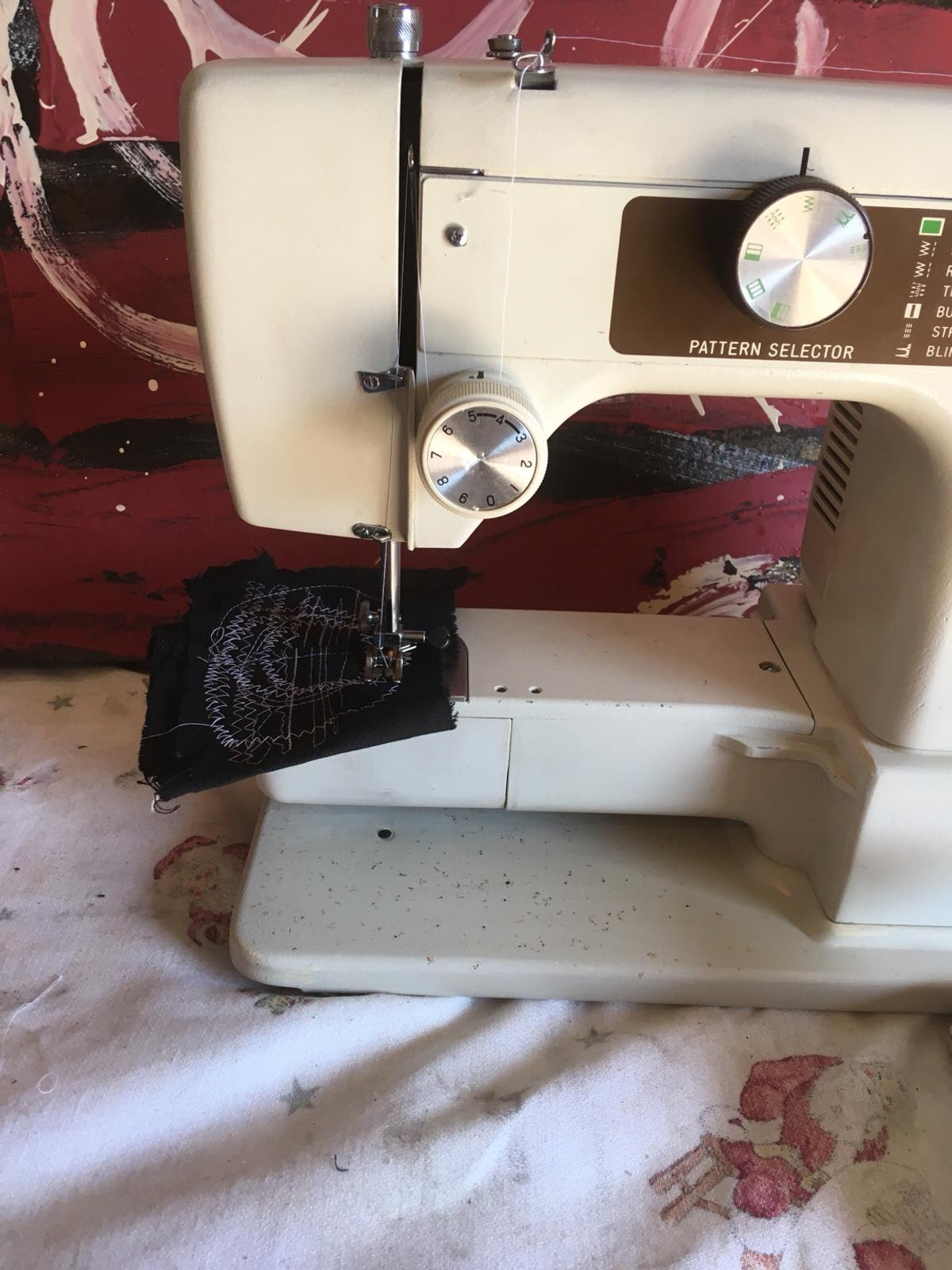 Newhome/Janome 641 3 step Zig Zag Sewing  in PR25 Ribble for £55 00
