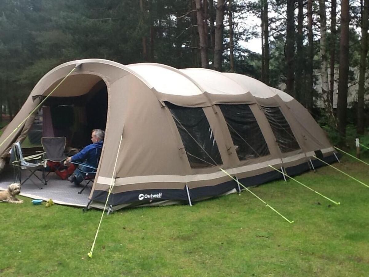 check out 6c75c 085eb Outwell Yosemite 6 berth tent in LU1 Luton for £500.00 for ...
