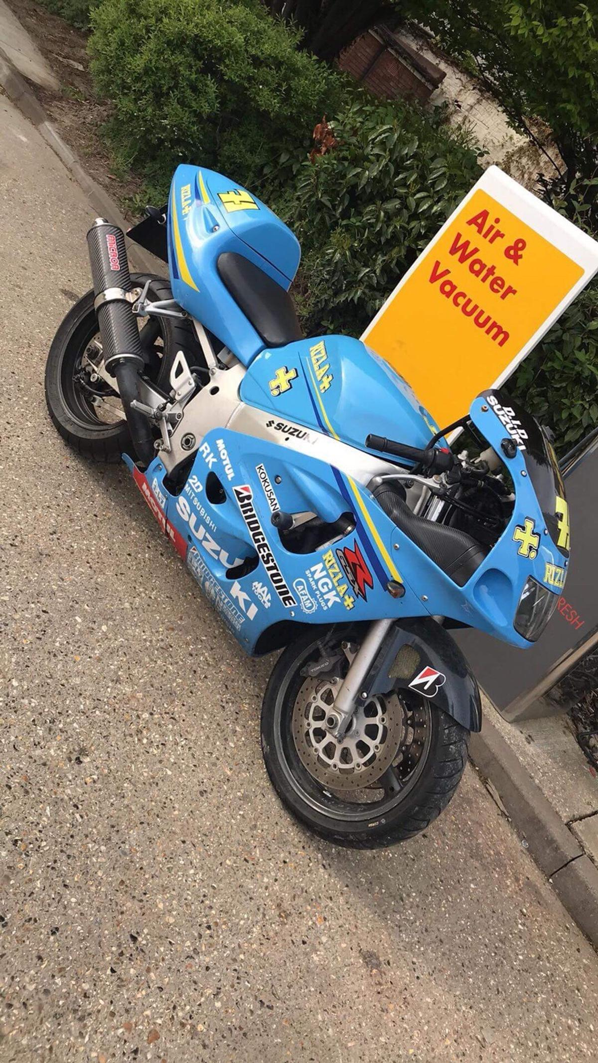 Gsxr srad 600 in Stratford-on-Avon for £750 00 for sale - Shpock