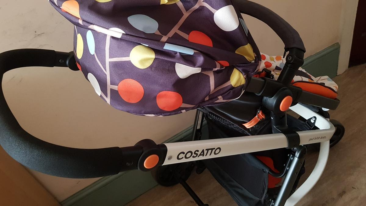 Cosatto Giggle 2 Fable Travel System Pram