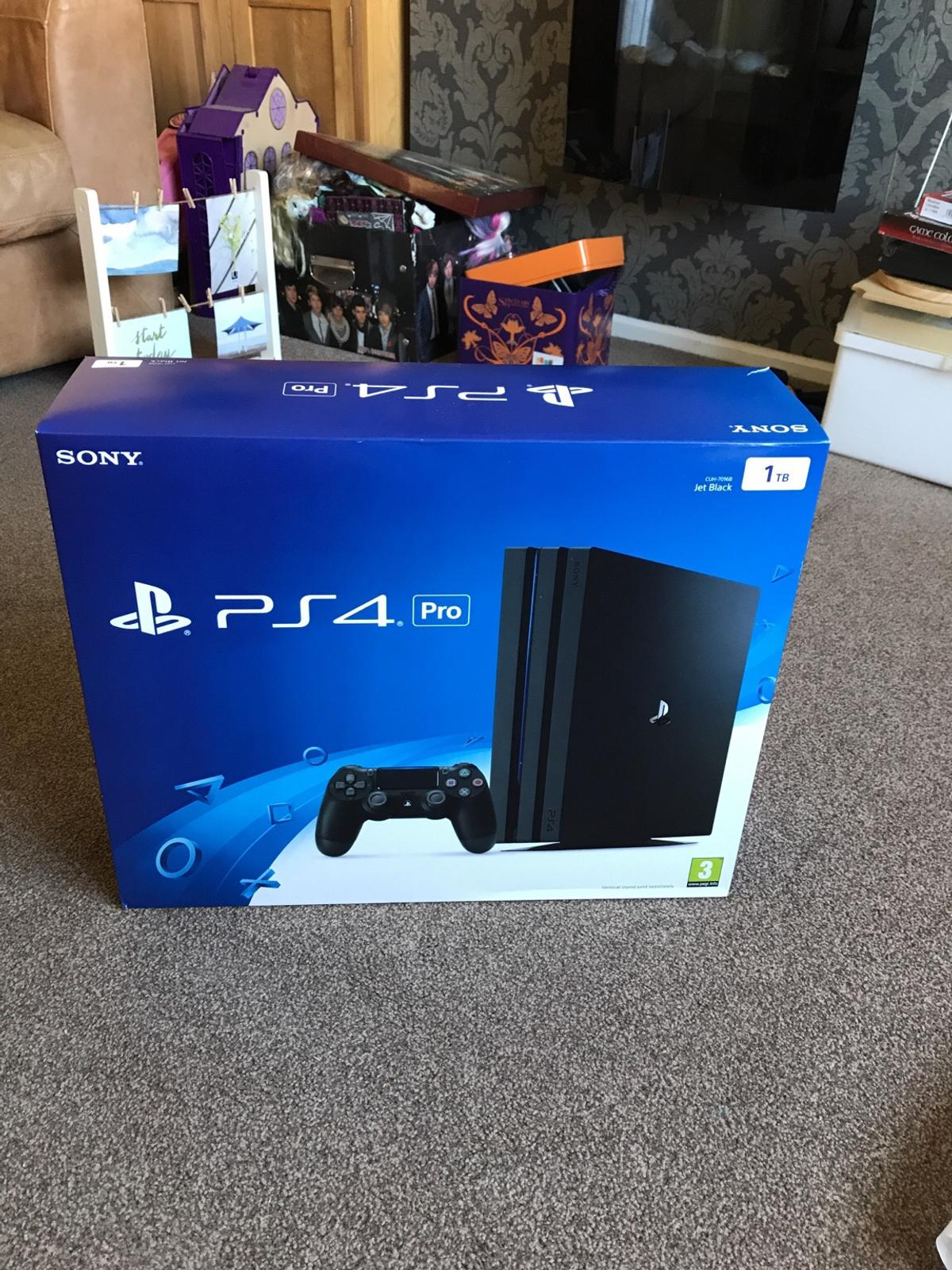 PS4 Pro 1TB - PlayStation 4 Pro in Elton for £280 00 for
