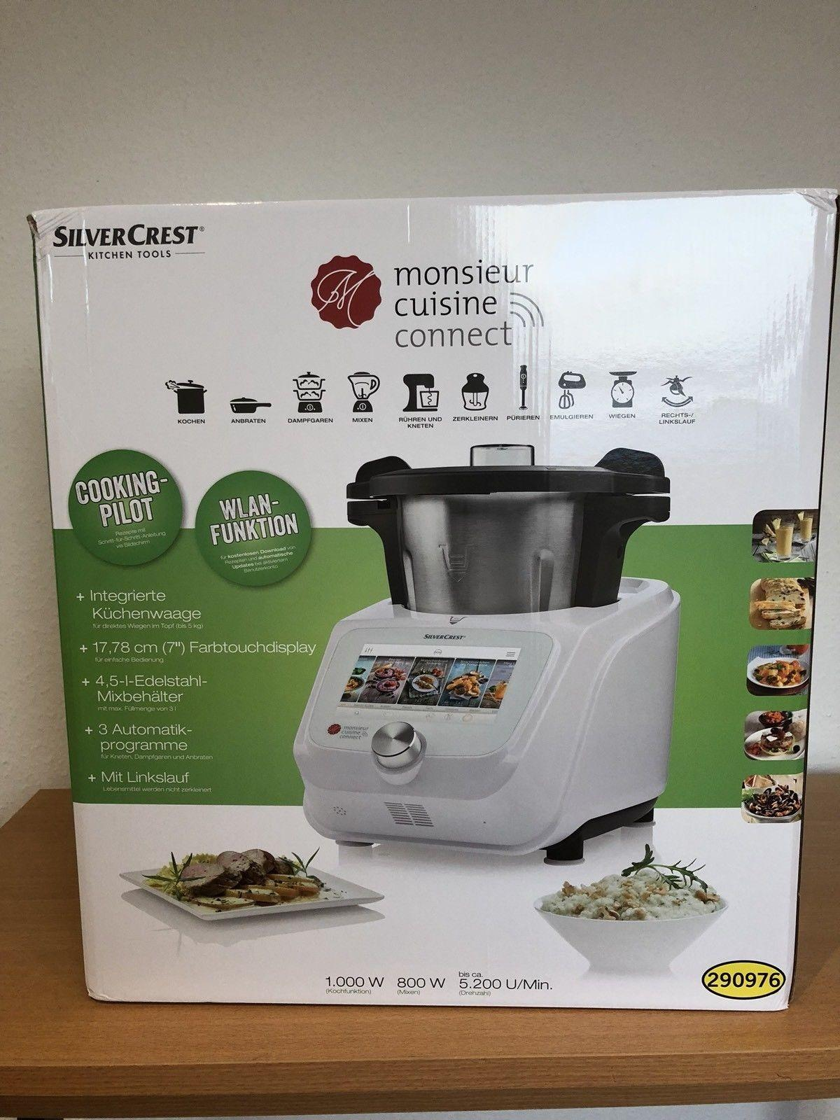 Lidl Silvercrest Monsieur Cuisine Connect In 83661 Lenggries Für 400