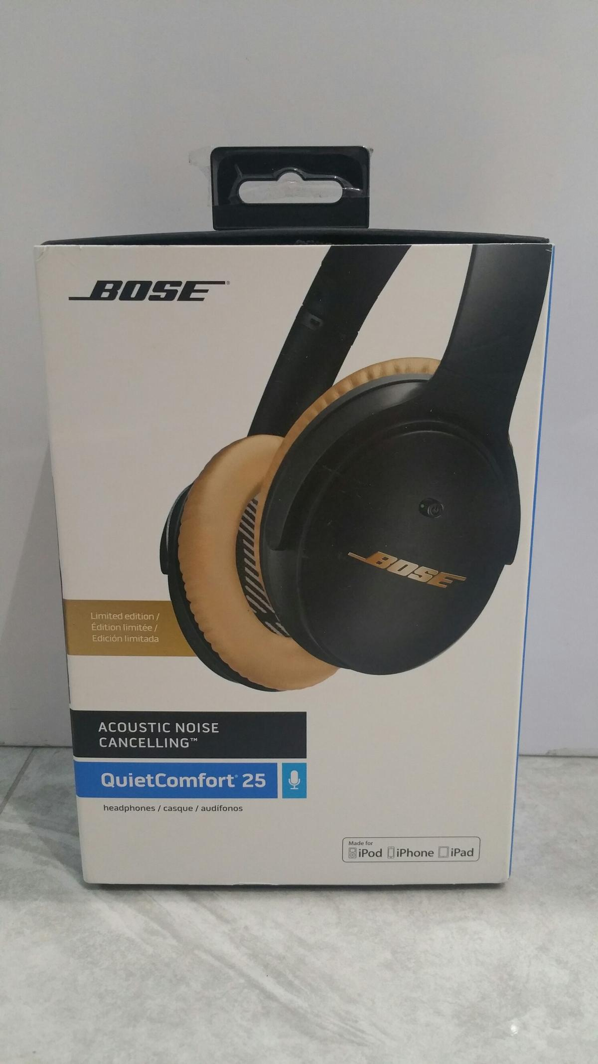 e356b799247 Bose QuietComfort QC25 headphones for Apple in NE31 Tyneside for ...