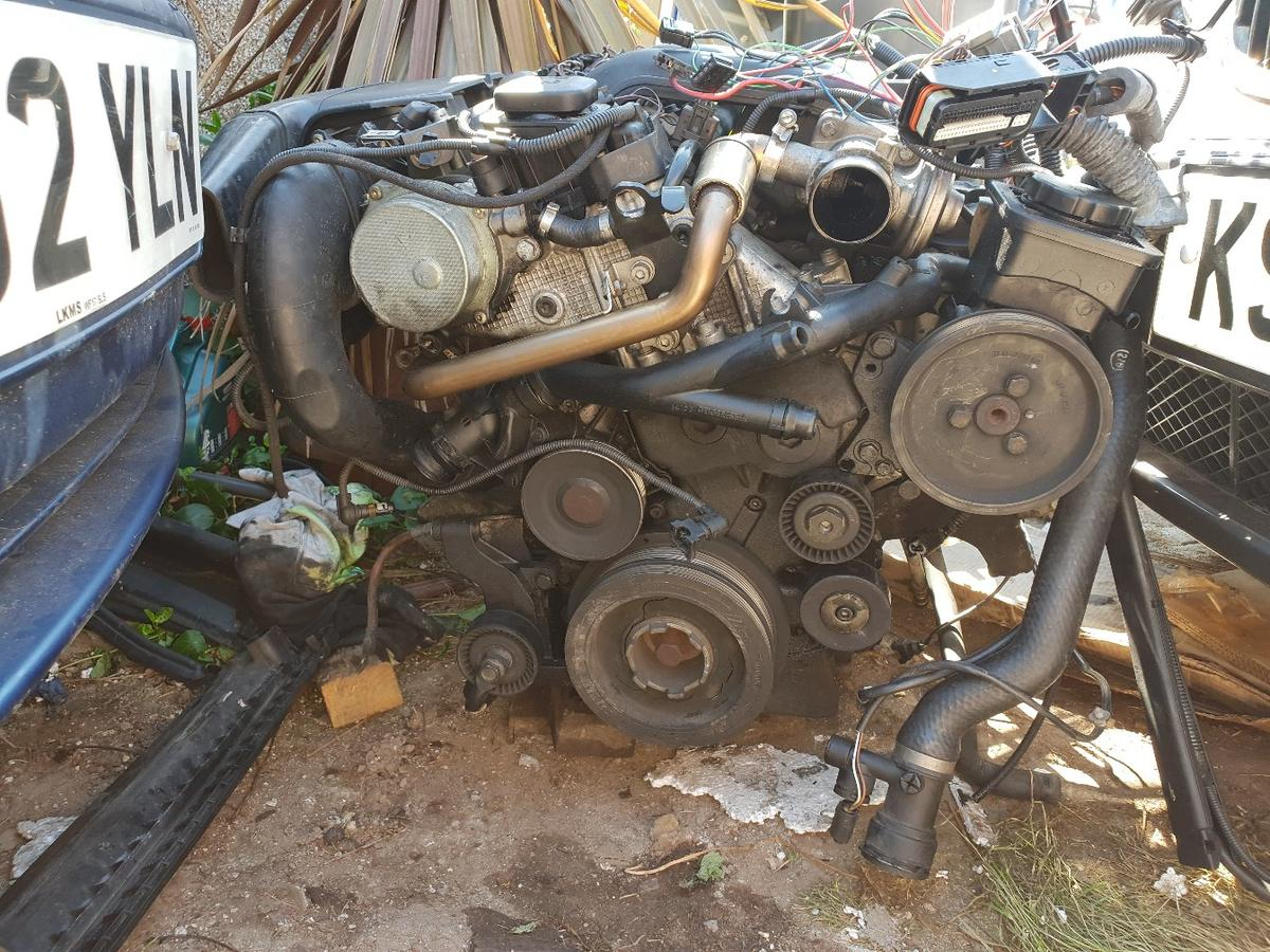Bmw 320d e46 engine m47tu 20 4d 4 in B37 Solihull for