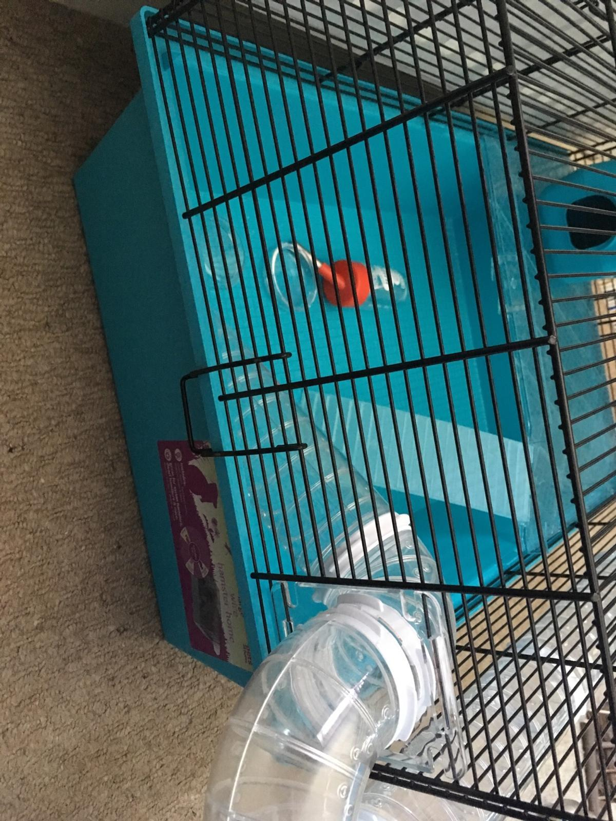Pets At Home Large Wire Hamster Cage In North West Leicestershire For 10 00 For Sale Shpock